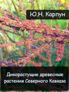 Карпун Ю.Н. Дикорастущие древесные растения Северного Кавказа