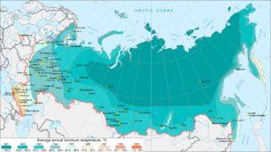 Климатические карты