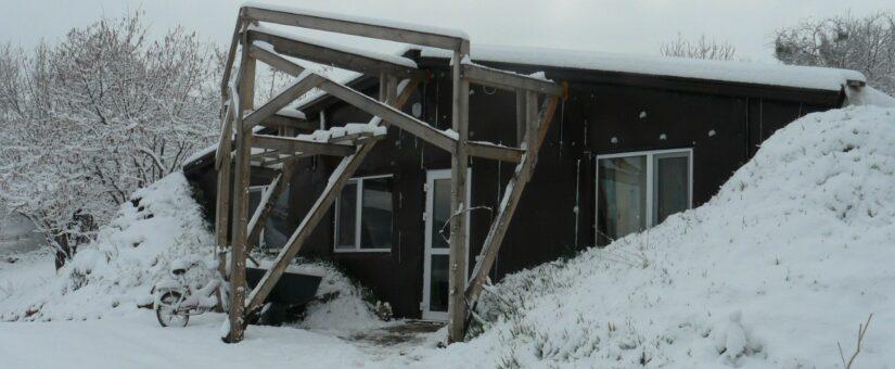 Грамотное размещение дома на участке